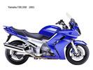 Thumbnail Yamaha FJR1300 Service Repair Manual 2001 - 2004