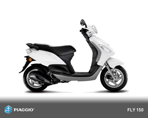 Product picture Piaggio Fly 150 USA Service Repair Manual