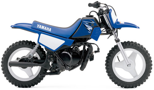 Product picture Yamaha PW-50 Service Repair Manual 2005 - 2010