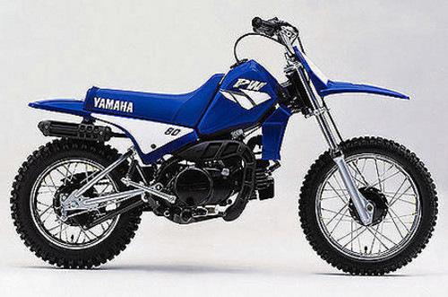 Product picture Yamaha PW80 Service Manual 2002-2003