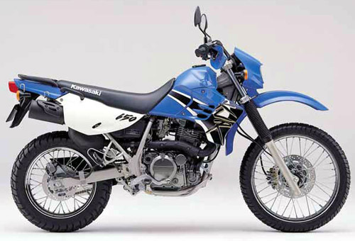 Product picture Kawasaki Klr500_Kl500_Klr_650_KL 1987 - 2004 Service  Manual